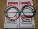 RING PISTON / RING SEHER HONDA ACCORD TAHUN 2000-2002, OVERSIZE 050 / SET, ORIGINAL