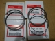 RING PISTON / RING SEHER HONDA ACCORD 2400 CC TAHUN 2003-2007, OVERSIZE STANDARD / SET, HONDA IMPORT