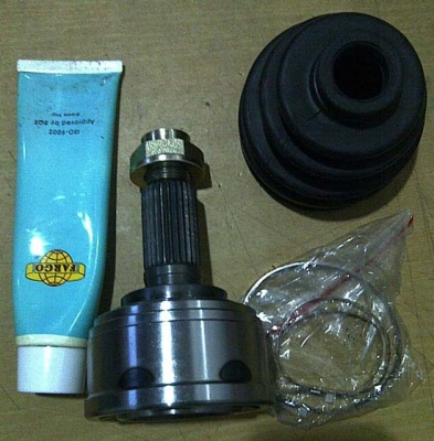 As Roda Luar Cv Joint Honda Grand Civic 4 Pintu Tahun 1988 1991 Set