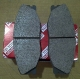BRAKE PADS / KAMPAS REM DEPAN TOYOTA CROWN, TAHUN 1990-1996 / SET, ORIGINAL TOYOTA