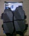 BRAKE PADS HONDA CRV DEPAN 2003 - 2006