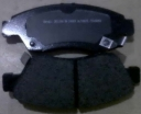 BRAKE PADS / KAMPAS REM DEPAN HONDA FREED / SET
