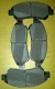 BRAKE PADS DAIHATSU GRAND MAX DEPAN / SET
