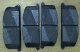 BRAKE PADS TOYOTA GREAT COROLLA TAHUN 1992-1995 / SET