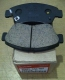 BRAKE PADS HONDA JAZZ RS TAHUN 2008-2014, ORIGINAL HONDA