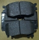 BRAKE PADS KIA PRIDE / SET, KOREA