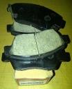 BRAKE PADS / KAMPAS REM DEPAN HONDA STREAM 1700 CC / SET