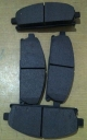 BRAKE PADS NISSAN X - TRAIL TAHUN 2003-2006 / SET