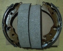 BRAKE SHOES HONDA GRAND CIVIC TAHUN 88-91 / SET