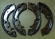 BRAKE SHOES HONDA CIVIC WONDER TAHUN 84-87 / SET