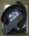 BRAKE SHOES SUZUKI FORSA TAHUN 1986-1989 / SET
