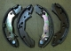 BRAKE SHOES HYUNDAI ATOZ 1,0 SET