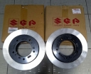 DISC BRAKE / PIRINGAN REM SUZUKI VITARA, SIDE KICK, ESCUDO / SET, ORIGINAL SUZUKI
