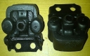 ENGINE MOUNTING DAIHATSU CHARADE TYPE G 10 / SET