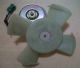 MOTOR EXTRA FAN AC KOMPLIT HONDA GRAND CIVIC, ORIGINAL.