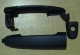 HANDLE PINTU DEPAN BAGIAN LUAR TOYOTA YARIS, HITAM, ORIGINAL