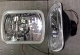 HEAD LAMP CRISTAL KOTAK UNIVERSAL / SET