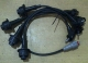 KABEL BUSI TOYOTA KIJANG KAPSUL 1800 CC, 7 K, INJECTION ( EFI ) / SET