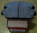 BRAKE PADS HONDA ACCORD MAESTRO TAHUN 1990-1993, ORIGINAL HONDA
