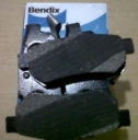 BRAKE PADS HONDA JAZZ & NEW CITY, BELAKANG