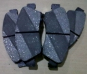 BRAKE PADS HONDA JAZZ & NEW CITY.