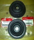 KARET SUPPORT SHOCKBREKER DEPAN HONDA JAZZ  / SET, ORIGINAL HONDA
