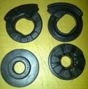 KARET SUPPORT PER BELAKANG NISSAN GRAND LIVINA 1500 CC / SET