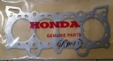 PAKING CYLINDER HEAD HONDA GRAND CIVIC TAHUN 1988 - 1991, 4 PINTU, ORIGINAL HONDA