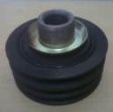 PULLEY CRANK SHAFT ISUZU PANTHER 2300 CC.