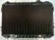 RADIATOR ASSY TOYOTA CROWN 82, 2800 CC, MATIC, ORIGINAL DENSO