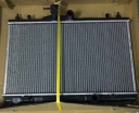 RADIATOR ASSY NISSAN GRAND LIVINA 1500 CC, MANUAL,