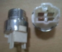 RELAY ENGINE UNIVERSAL KAKI 4, 12 V.