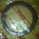 SEAL KRUK AS / SEAL CRANK SHAFT TOYOTA CORONA TWIN CAM 2000 CC, TAHUN 89-91, BAGIAN BELAKANG, ORIGINAL TOYOTA