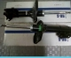 SHOCK ABSORBER ASSY HYUNDAI TRAJET, DEPAN / SET